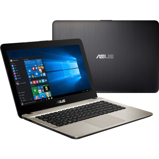 ASUS Vivobook Laptop 14.0, AMD 2-Core A9-9425 3.1GHz, AMD Radeon R5, 256GB SSD, 8GB RAM, F441BA-DS95