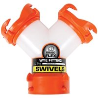 Camco RhinoFLEX Wye Sewer Hose Fitting Swivel