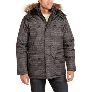 Swiss Tech Mens Parka Jacket