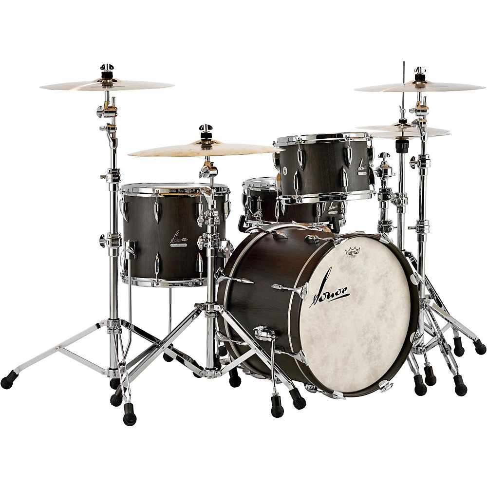 Sonor Vintage Series 3-Piece Shell Pack Vintage Onyx by Sonor