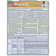 BarCharts 9781423214519 Wireless Home Networking Quickstudy Easel