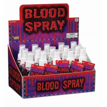 BLOOD SPRAY ()
