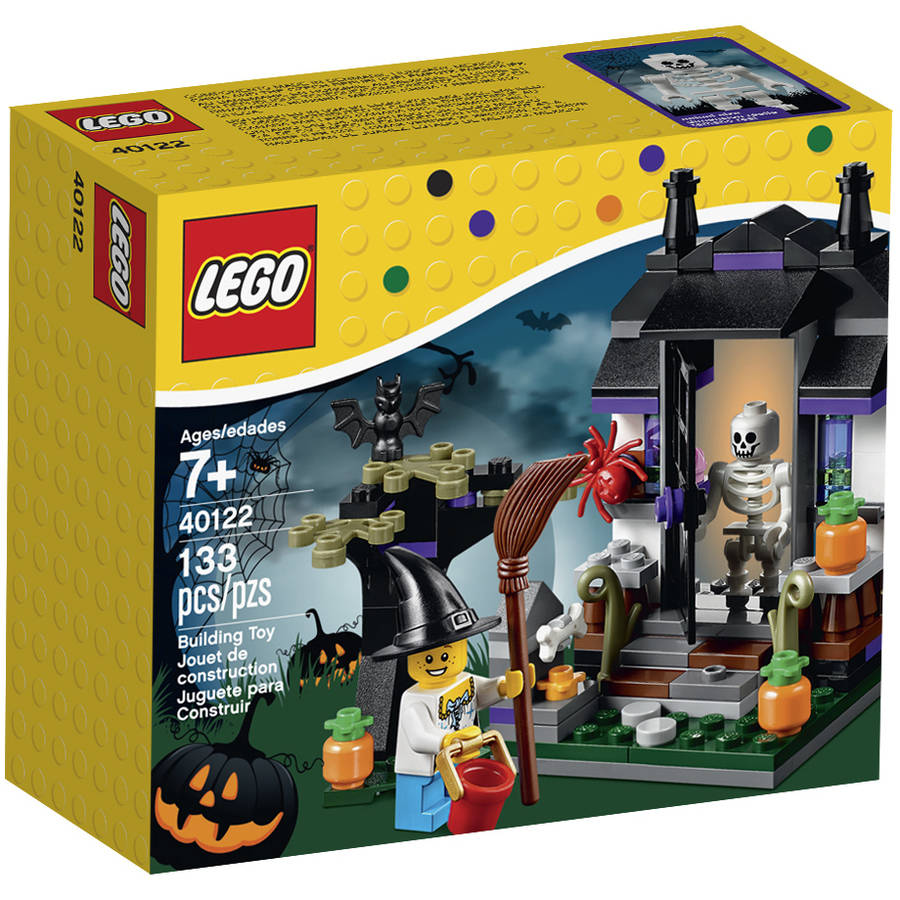 LEGO Creator Trick or Treat Building Set