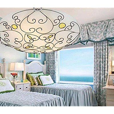Ceiling Lights Garden Balcony Continental Bohemian Bedroom Lamp Lighting Fixtures Mediterranean Restaurant