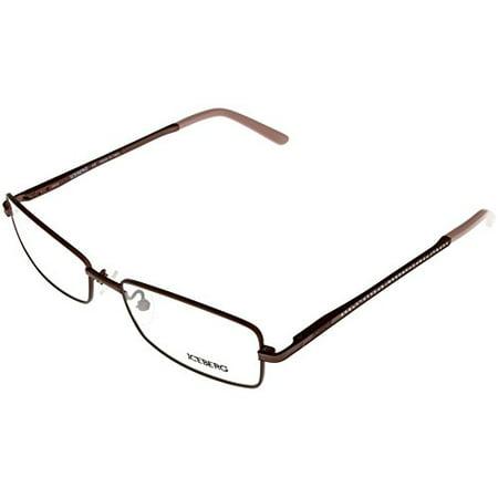 Iceberg Eyeglasses Frames Unisex B1-CUHB-GQ86 Palladium ...