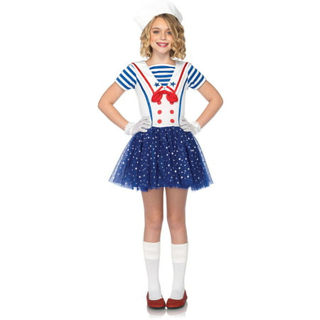 Sailor Sweetie Child Halloween Costume