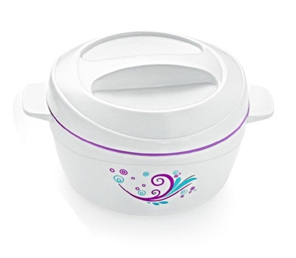 Cello Alpha Insulated Food Warmer Server Casserole Hot Pot (7.5-Liter) by Supplier Generic