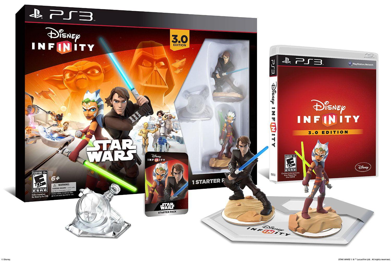 INFINITY 3.0 Edition Starter Pack, Disney Interactive Studios, PlayStation 3, 712725026714 by Disney Interactive Studios
