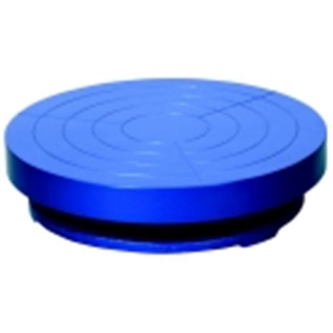 Shimpo 1304672 Smooth Banding Wheel, Blue