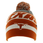 TOW Mens Texas Longhorns College Cumulus Knit Beanie Hat Orange One Size