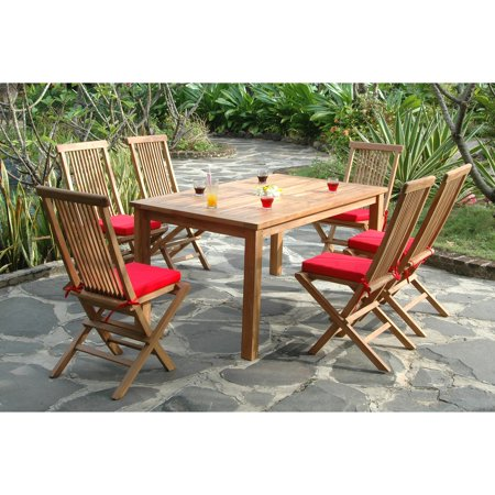 Anderson Teak Bristol Patio Dining Set ()