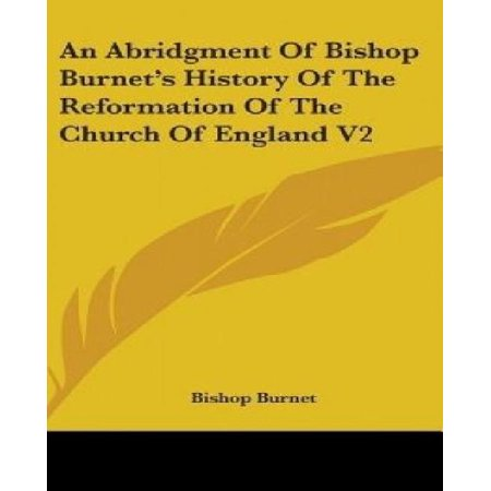 An Abridgment of Bishop Burnet's History of the Reformation of the Church of England V2 - image 1 de 1