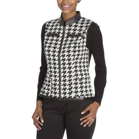 Moda Women's Quilted Vest