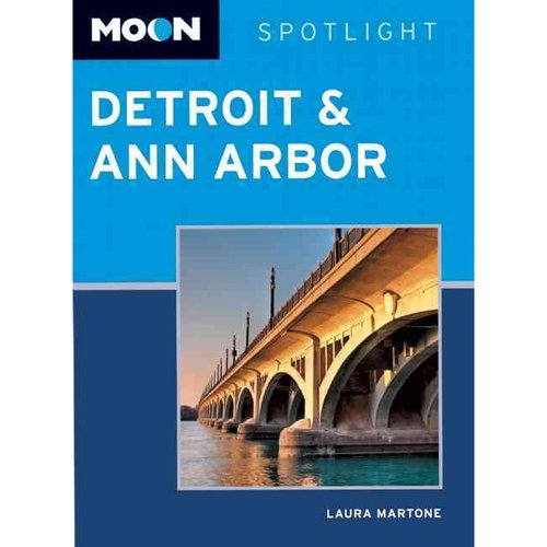 Moon Spotlight Detroit & Ann Arbor