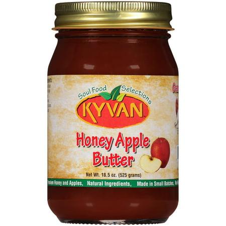 KYVAN Honey Apple Butter - White House Apple Butter
