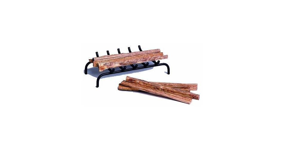 mini fireplace grate