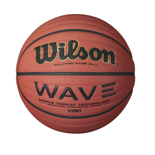 Wilson Intermediate Size Basketball Wave 28.5'' by Athletic Connection