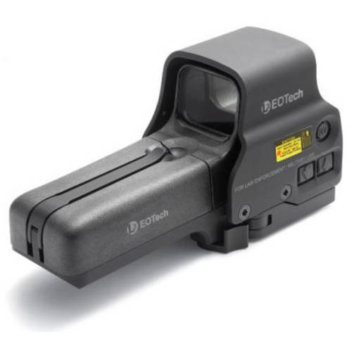 Click here to buy EOTech Model 558 Military Night Vision Compatible Sight, 65 MOA Ring and 1 MOA Dot, Black by Eotech.