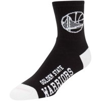 Golden State Warriors For Bare Feet Deuce Quarter-Length Socks - L