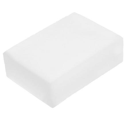 Home Kitchen  Foam Flexible Dish Pan Descaling Cloth Clean Magic Brush