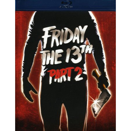 Friday the 13th, Part 2 (Blu-ray) (It's Friday And Halloween)