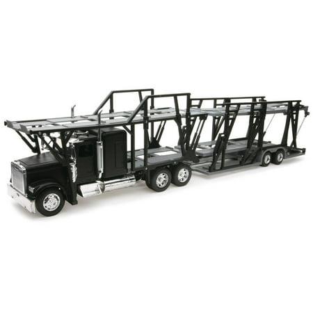 Hauler Truck - Freightliner Classic XL Car Hauler 1:32 Scale Diecast Truck Model