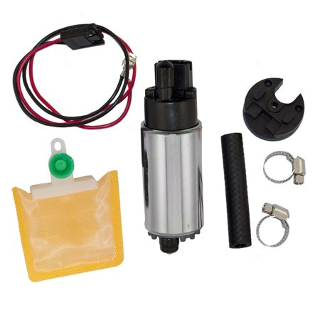 Electric Fuel Pump Assembly with Installation Kit Replacement for Scion Lexus Toyota Pickup Truck SUV Van 94858837 (Toyota Pickup Auto Body)