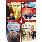 Holiday Collection: Movie 4 Pack - Christmas Comes Home To Canaan / Moonlight & Mistletoe / The Christmas Pageant / Gift Of The Magi (Widescreen)