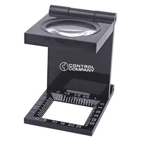 Control Company Fold-Up Magnifier, 3434