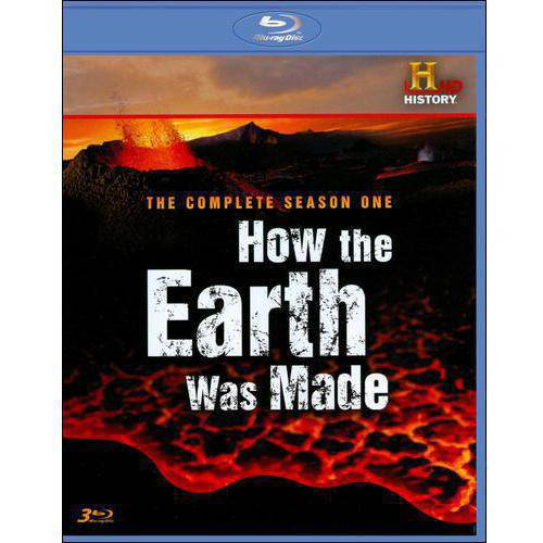 How The Earth Was Made: The Complete Season One (Blu-ray)
