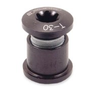 FSA, CRKP1214, Chainring bolt kit, For single chainring