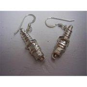 Hotrod Rocks HRR-021E Spark Plug Earrings
