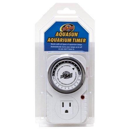 AquaSun Aquarium Timer, Automatically turns lights on/off so you don