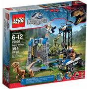 LEGO Jurassic World Raptor Escape Play Set