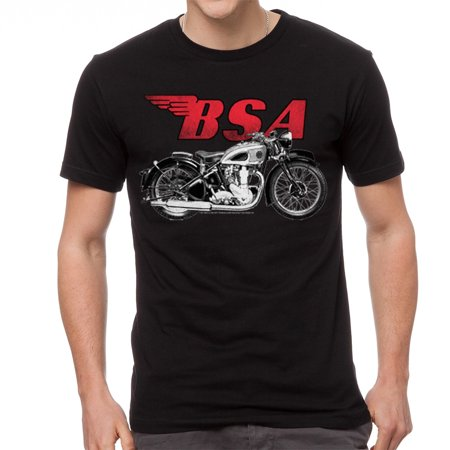 BSA Motorcycles Classic British Men