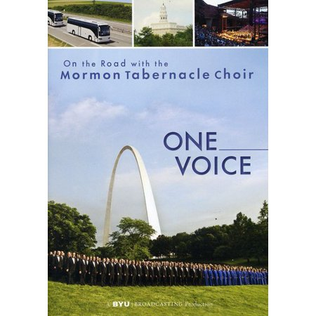 One Voice: On the Road With the Mormon Tabernacle Choir (DVD)