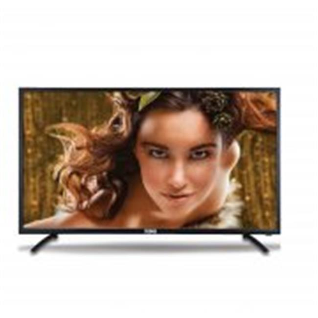 24 in. Class LED TV & DVD, Media Player & Car Package