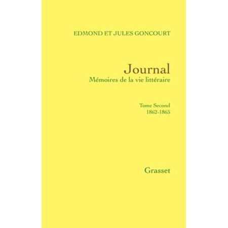 Journal, tome second - eBook