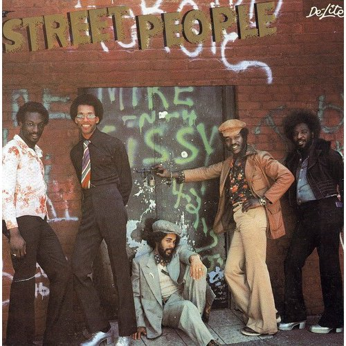 Street People - Street People [CD]