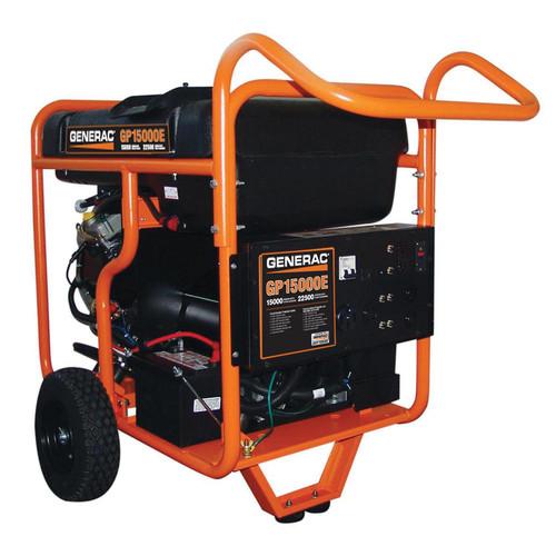 Generac 5734 GP Series 15,000 Watt Portable Generator