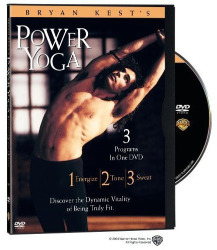 Brian Kest: Power Yoga Complete Collection ( (DVD)) by TIME WARNER