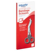 Deals on Equate Stainless Steel Bandage Scissors