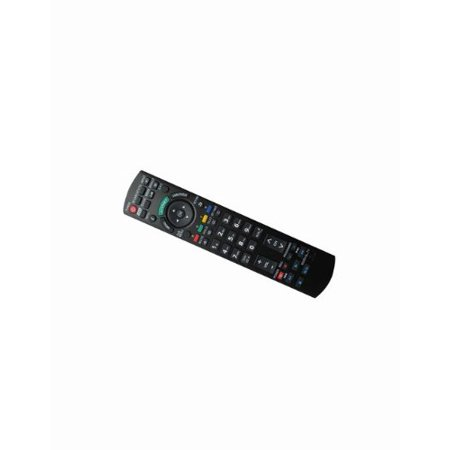 Universal Remote Replacement Control Fit For Panasonic TC-P65GT30 TC-P65S1 Smart 3D VIERA Plasma LCD LED HDTV