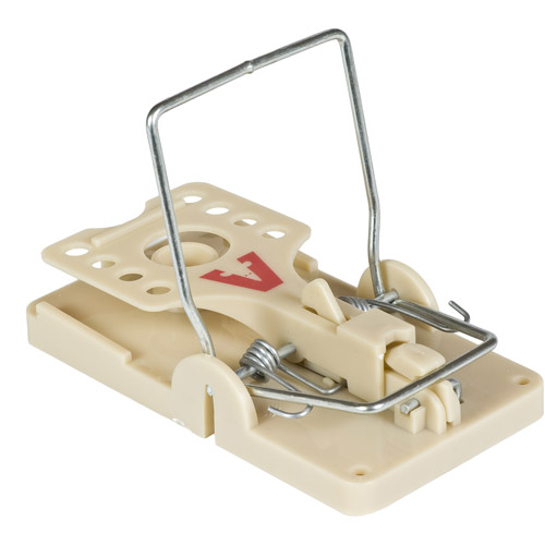 Victor Power-Kill Mouse Trap, 3pk
