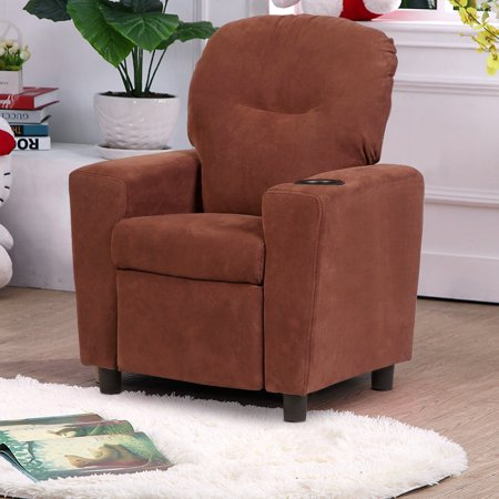 Costway Kids Recliner Armchair Children S Furniture Sofa