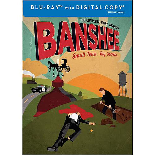 Banshee: The Complete First Season (Blu-ray   Digital Copy)
