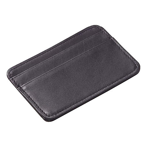 Clava Quinley Leather Two Pocket Cardcase