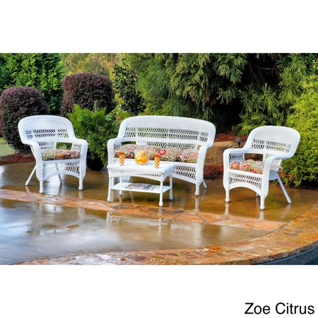 Amazing Tortuga Outdoor 4 Piece Portside Seating Set With Coastal Gmtry Best Dining Table And Chair Ideas Images Gmtryco
