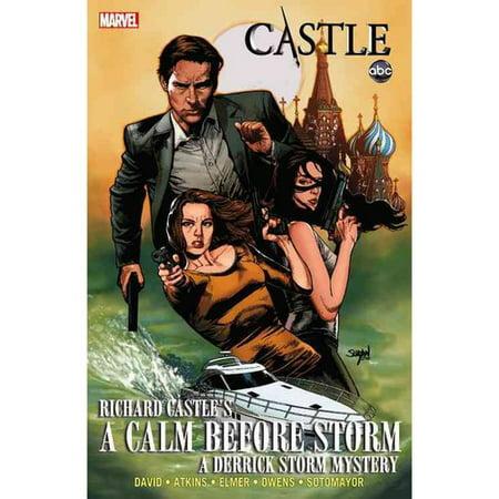 Castle: Richard Castles A Calm Before Storm by