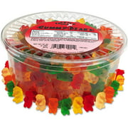 Office Snax Assorted Flavors Gummy Bears, 2 lb